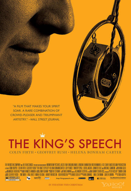 Poster Kings Speech