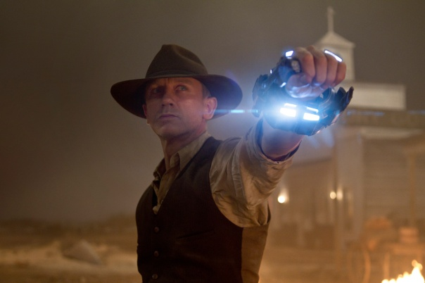 Film Title: Cowboys & Aliens
