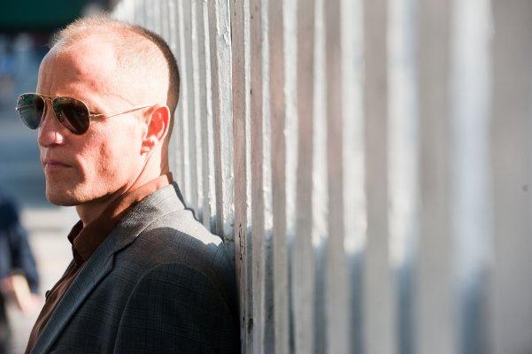 Woody Harrelson in Oren Moverman's Rampart